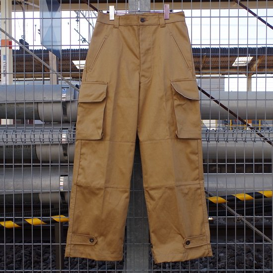 "BERJAC ""FRENCH ARMY TROUSERS M-47""<img class='new_mark_img2' src='https://img.shop-pro.jp/img/new/icons14.gif' style='border:none;display:inline;margin:0px;padding:0px;width:auto;' />"