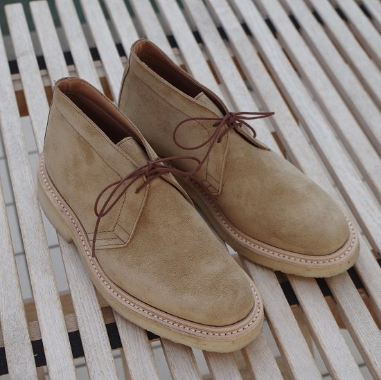 "【御予約者様】Tricker's ""Chukka boot"""