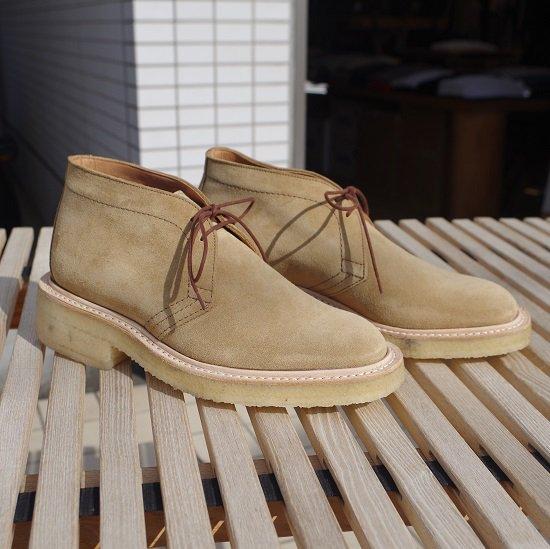 """【随時御予約受付中】Tricker's """"Chukka boot"""""""