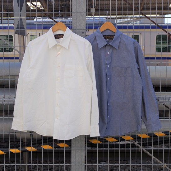 "LE TRAVAILLEUR GALLICE ""A LINED REGULAR SHIRTS"""