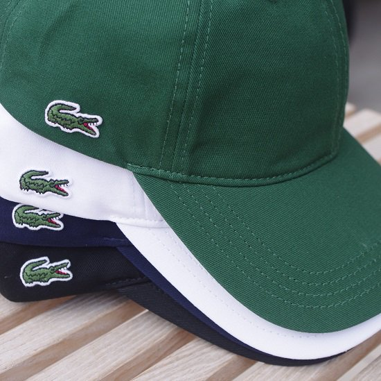 "LACOSTE ""BB CAP""<img class='new_mark_img2' src='https://img.shop-pro.jp/img/new/icons14.gif' style='border:none;display:inline;margin:0px;padding:0px;width:auto;' />"