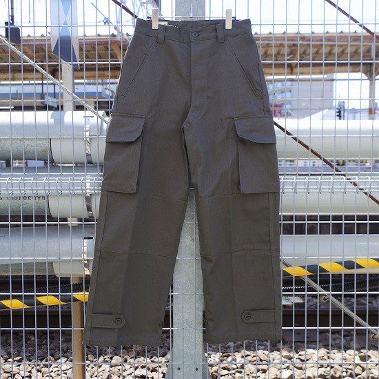 """BERJAC """"FRENCH ARMY TROUSERS M-47"""""""