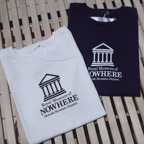 """【20%OFF】N.O.UN """"MUSEUM OF NOWHERE"""""""