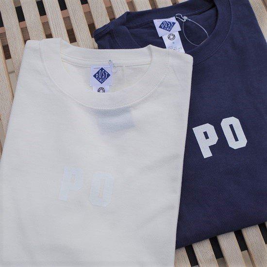"【10%OFF】POST O'ALLS ""PO Logo Tee"""