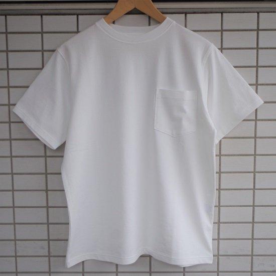 "【10%OFF】SECOURS ""Sea Island Cotton TEE"""