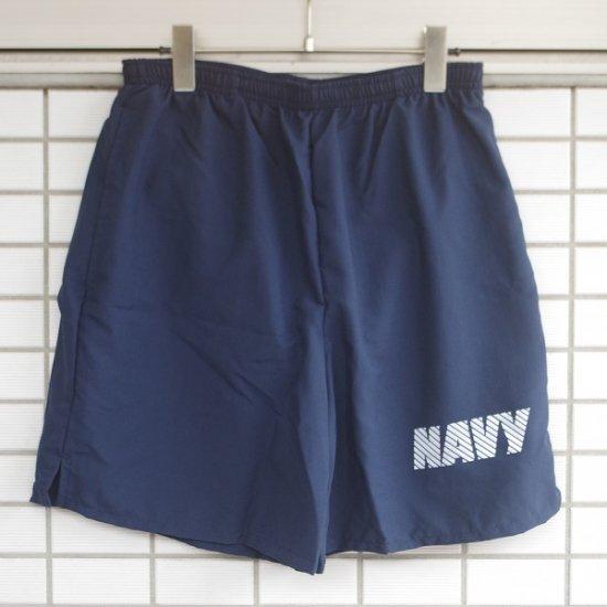 """【10%OFF】New Balance """"US NAVY Physical Training Shorts"""""""