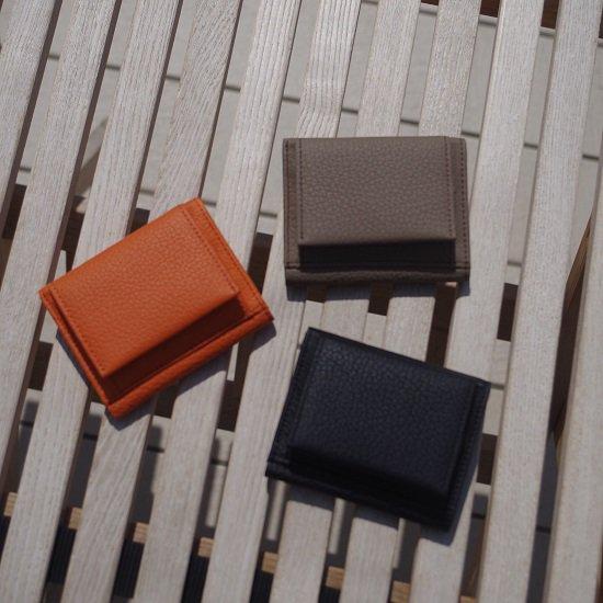 """SLOW -crispanil- """"trifold mini wallet"""""""