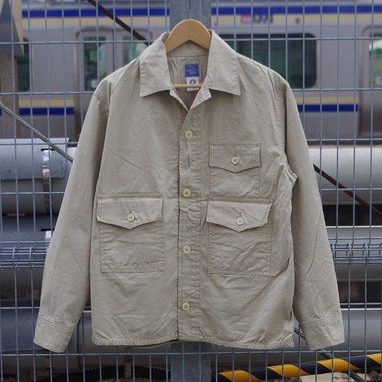 """POST O'ALLS """"DS JACKET""""<img class='new_mark_img2' src='https://img.shop-pro.jp/img/new/icons14.gif' style='border:none;display:inline;margin:0px;padding:0px;width:auto;' />"""