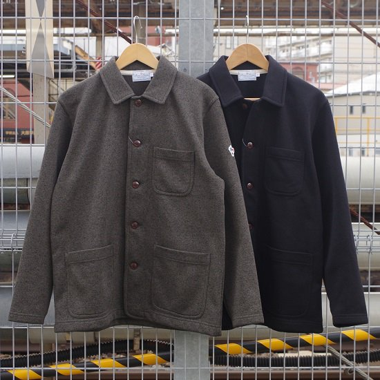 """Arvor Maree """"FRENCH WORK JACKET""""<img class='new_mark_img2' src='https://img.shop-pro.jp/img/new/icons14.gif' style='border:none;display:inline;margin:0px;padding:0px;width:auto;' />"""
