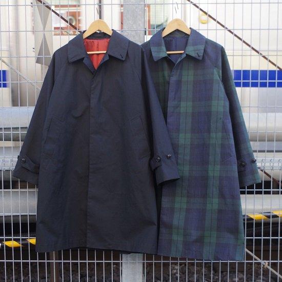 """【ご予約専用】HYPERION×SECOURS """"British Millerain Soutien Collar Coat"""""""