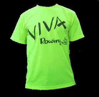半袖T VIVA Rowing