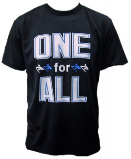 半袖T ONE for ALL  ALL for ONE