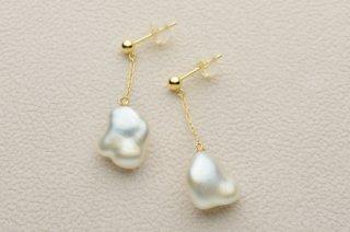【真珠の雫】ピアス