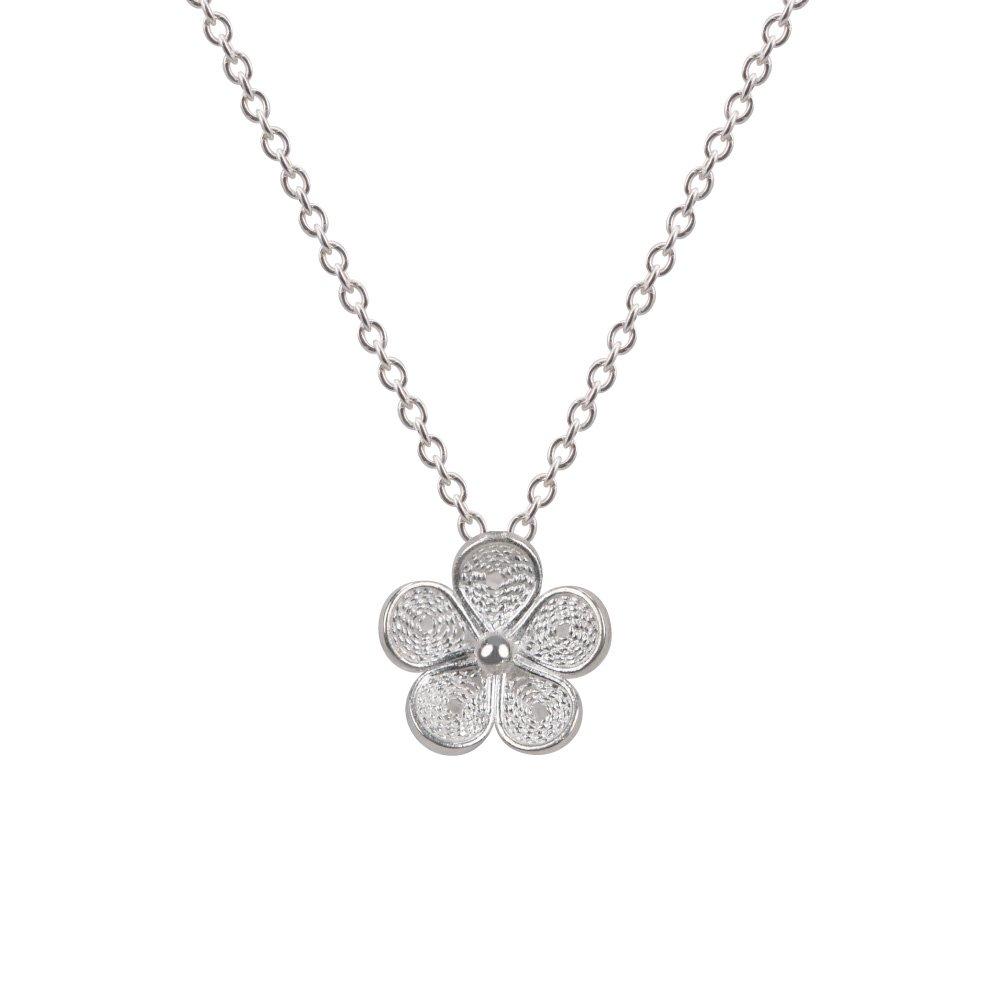 小の花 - Konohana - 忘れな草のペンダント