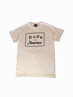 dude&roamer/デュードアンドローマー standard tee/スタンダードTシャツ