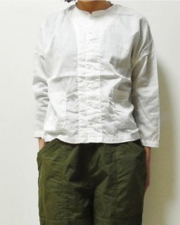 harvesty/ハーベスティ atelier blouse アトリエシャツ a41601