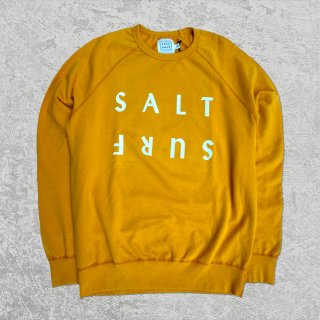 SALT SURF/halfreverse sweat shirt