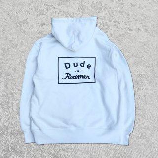 Dude&Roamer/hey dude what's up hoody
