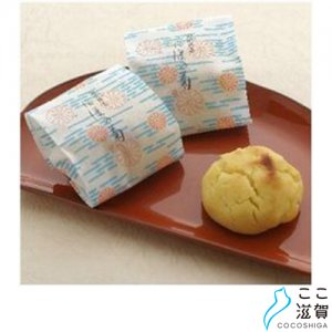 [ここ滋賀]にほの菊(6個入)クール商品【御菓子司 膳所 亀屋廣房】 ※