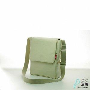 [ここ滋賀]A4タテショルダー【株式会社ファイナル(帆布鞄イヌイット)】