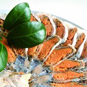 [ここ滋賀]にごろ鮒寿司スライスLL クール商品【有限会社 鮒味】 ※