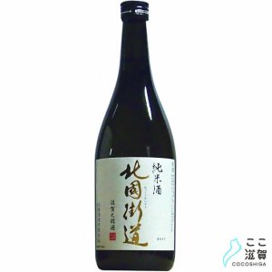 [ここ滋賀]北国街道 純米酒 720ml【山路酒造有限会社】