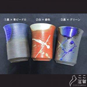 [ここ滋賀]信楽焼 選べるフリーカップ2個セット【株式会社信楽陶苑】