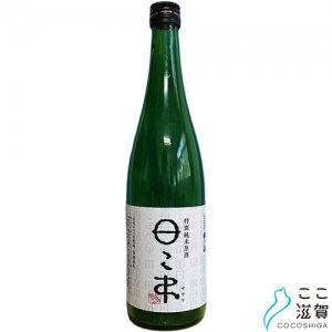 [ここ滋賀]松の花 特別純米原酒 ササケ【川島酒造株式会社】