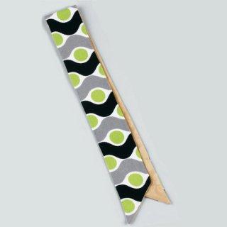 プチスカーフ 小石/グリーン
