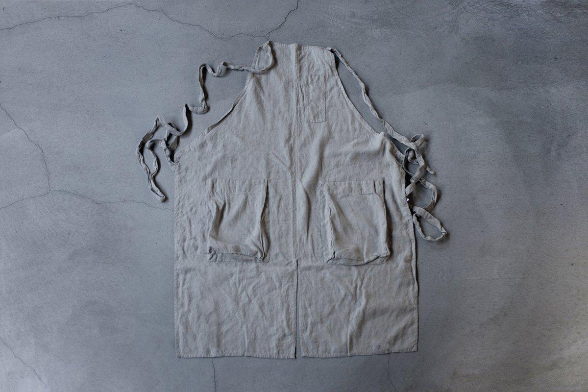 GOOD COOK TOOL Belgium Linen Apron/2color