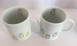 モアイコーヒーカップ