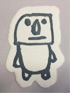 モアイポストカード(小)