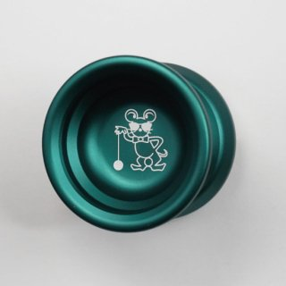 FULL METAL YOYO / GREEN (TYPE X)