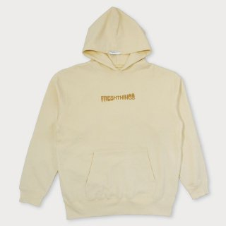 SPINNING LOGO HOODED SWEATSHIRT