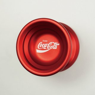 COCA-COLA YOYO (FULL METAL TYPE X) / コカ・コーラ ヨーヨー