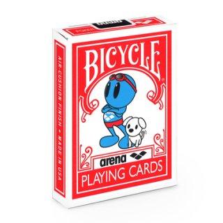 arena BICYCLE PLAYING CARDS バイスクル トランプ