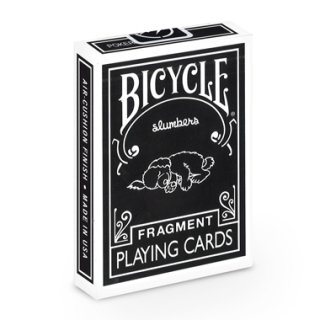 FRAGMENT SLUMBER BICYCLE PLAYING CARDS フラグメント バイスクル トランプ