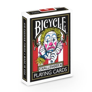 CHALLENGER BICYCLE PLAYING CARDS チャレンジャー バイスクル トランプ