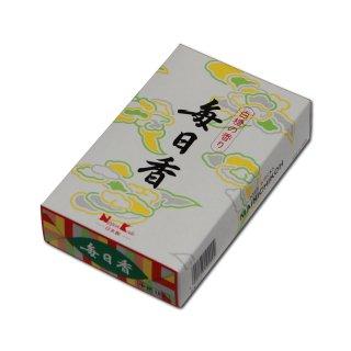 日本香堂 毎日香 中10把入