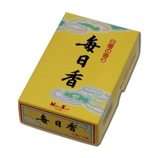 日本香堂 毎日香 大型バラ詰