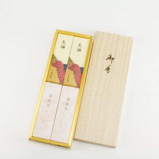薫寿堂 花琳 線香・ローソクセット(ギフト用)