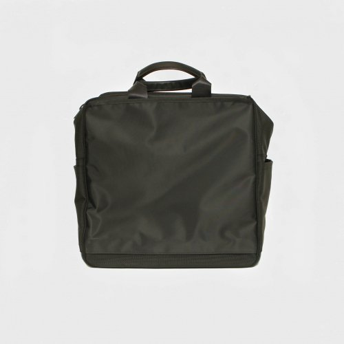 <img class='new_mark_img1' src='https://img.shop-pro.jp/img/new/icons57.gif' style='border:none;display:inline;margin:0px;padding:0px;width:auto;' />KaILI / The Wall ( Briefcase / Shoulder Bag)「Black」