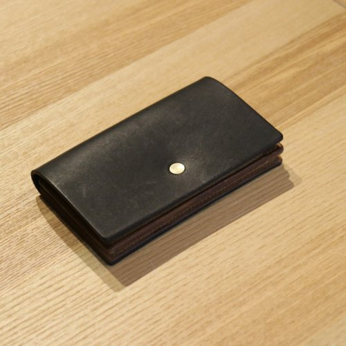 forme (フォルメ)  / Card Case「Liscio Black」