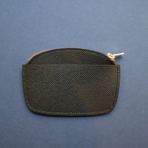forme (フォルメ)  / Coin Purse「Noblessa calf Black 」