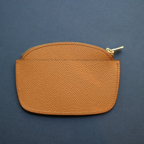 forme (フォルメ)  / Coin Purse「Noblessa calf Camel 」