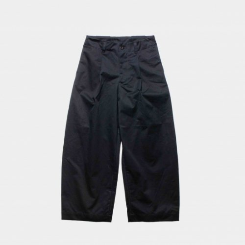 <img class='new_mark_img1' src='https://img.shop-pro.jp/img/new/icons6.gif' style='border:none;display:inline;margin:0px;padding:0px;width:auto;' />Handwerker / HW wide trousers 「備前壱号 Charcoal」