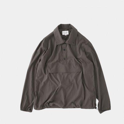 STILL BY HAND / 軽量素材アノラックパッカブル【BL01203】Brown