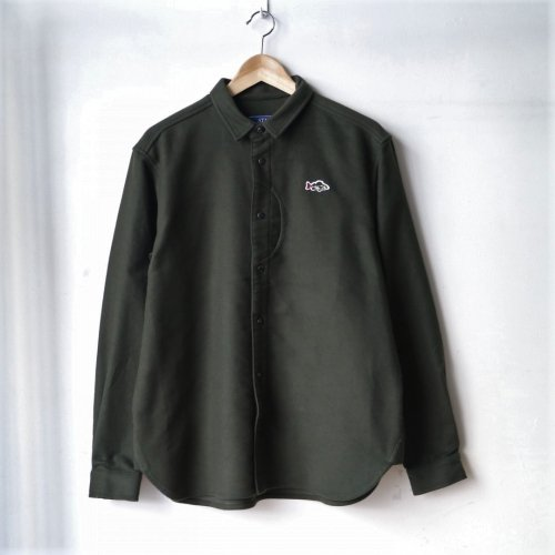 STAY HUNGRY / Aborre Overshirt 「Olive」
