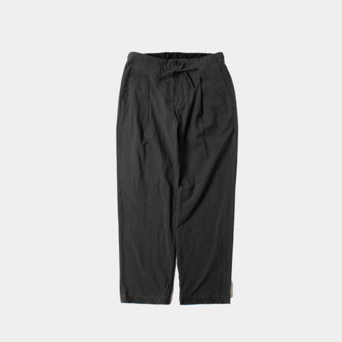 <img class='new_mark_img1' src='https://img.shop-pro.jp/img/new/icons6.gif' style='border:none;display:inline;margin:0px;padding:0px;width:auto;' />comm.arch./ Slub Cloth Easy Trousers 「Mud Clay」