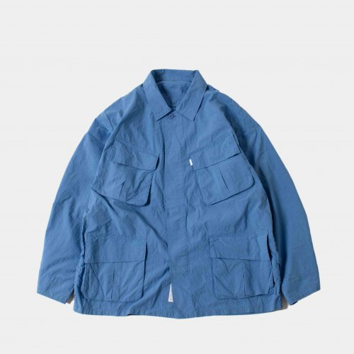 SH (エスエイチ) /  Fatigue Shirt 「Blue」<img class='new_mark_img2' src='https://img.shop-pro.jp/img/new/icons6.gif' style='border:none;display:inline;margin:0px;padding:0px;width:auto;' />